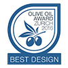Best Design2016 AÉLEON PREMIUM GREEK EVOO 500ml