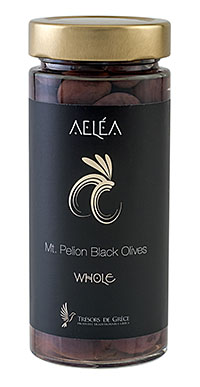 E BLACK MT. PELION BLACK OLIVES