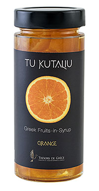 Orange TU KUTALIU Orange   BRONZE taste award