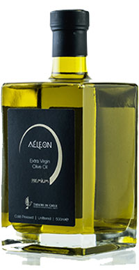extra virgin 500 AÉLEON PREMIUM GREEK EVOO 500ml
