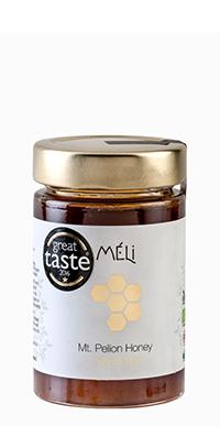 organic honey from Pelion Organic honey from Pelion mountain 240g
