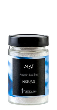 alas salt ÁLAS AEGEAN SEA SALT