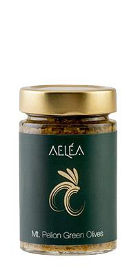 olive pate green1 GREEN OLIVE PÂTÉ