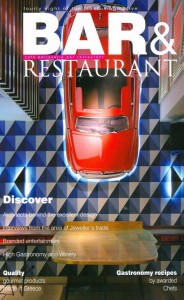 Bar Restaurant 2015 cover 184x300 Bar & Restaurant 2015