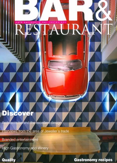 Bar & Restaurant 2015 cover