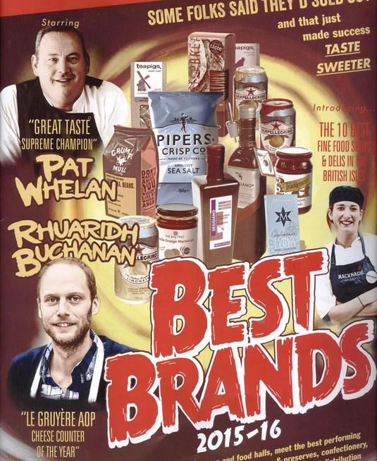 Brast Brands 2015-2016