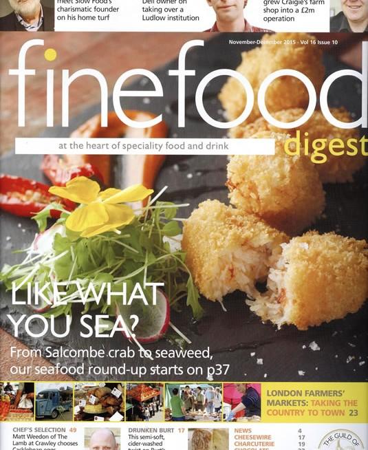 FINE FOOD DIGEST Nov Dec 2015