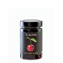 intro sour cherries 250g Fruits in Syrup