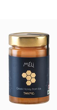 meli Superb thyme honey  from Ios island 280g