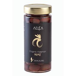 intro aelea organic kalamata olives 170g Olives & Olive paté