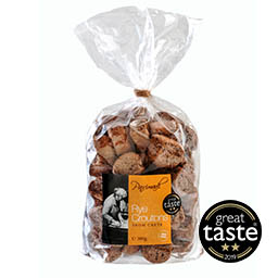 intro rye croutons 300g Products
