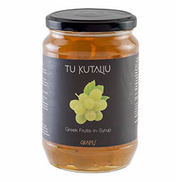 intro tu kutaliu grapes 900g Fruits in Syrup 900g: Grapes, Figs, Walnuts, Oranges, Sour cherries